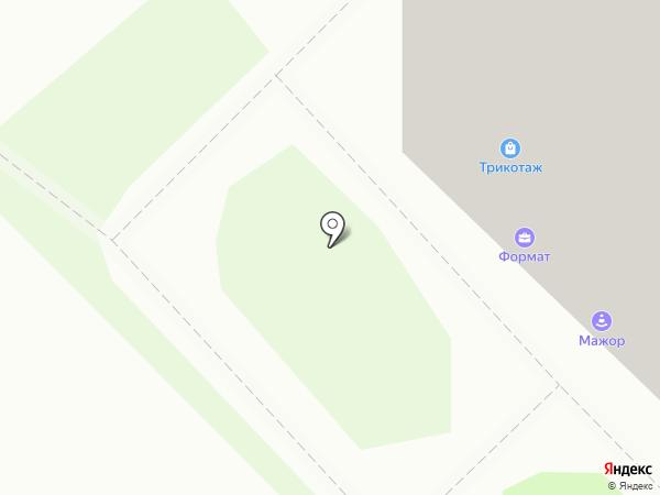 Шанель на карте Пензы