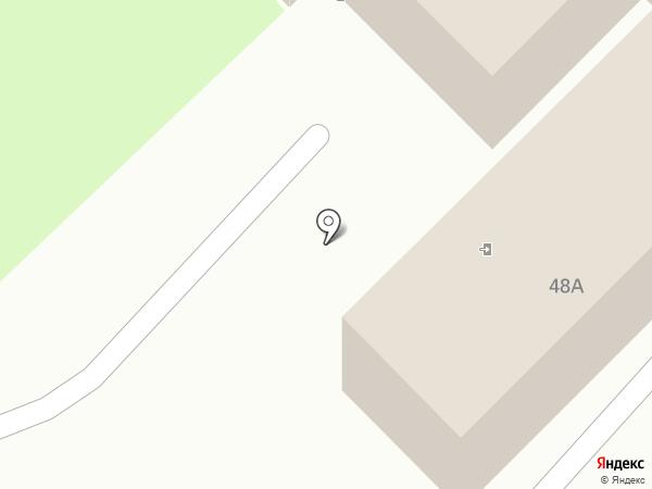 Продуктовый магазин на карте Пензы