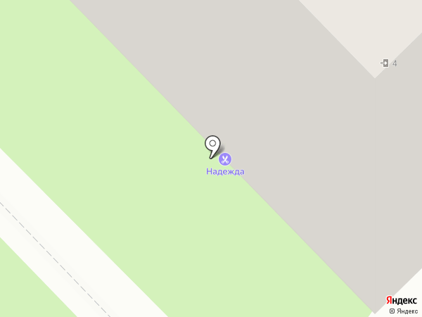 Надежда на карте Пензы