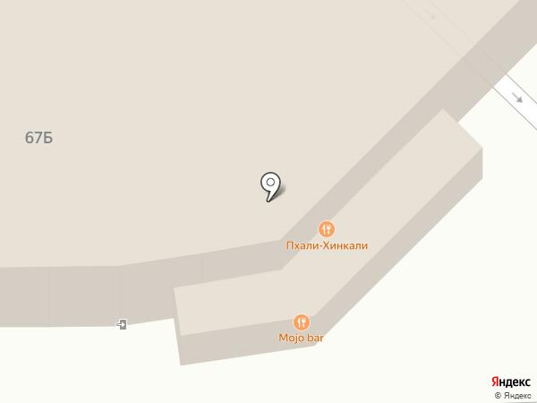 Свитер на карте Пензы