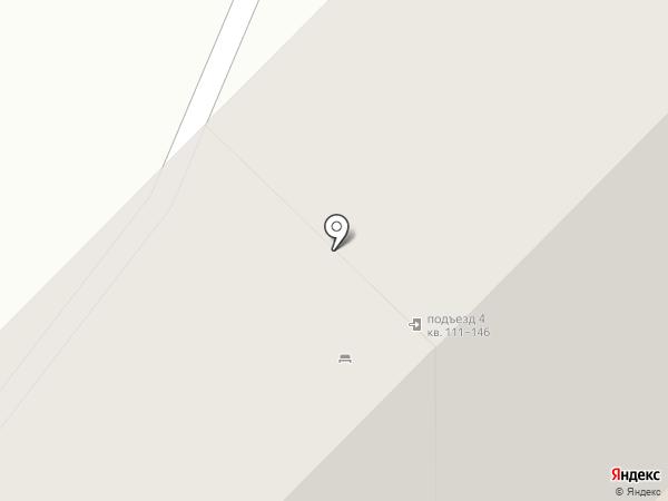 Север-2, ТСЖ на карте Пензы