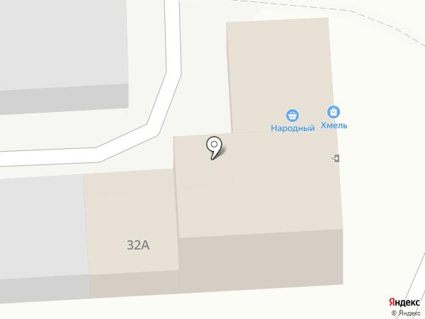 QIWI на карте Пензы