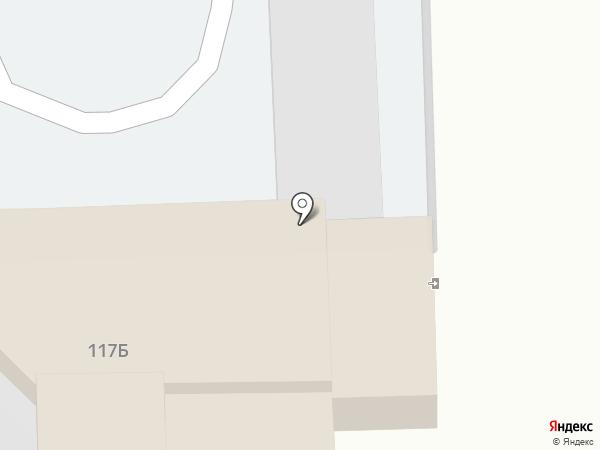 Гранат на карте Пензы