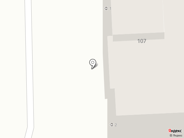 Ладога, ТСЖ на карте Пензы