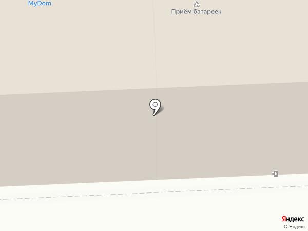 Ателье по пошиву и ремонту одежды на карте Пензы