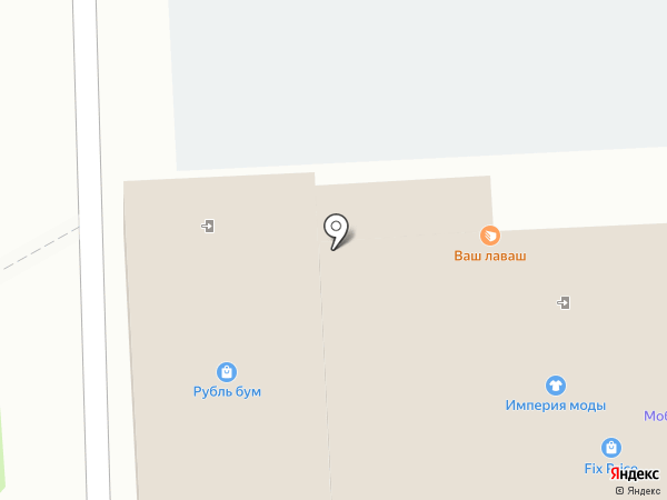 Кавалер на карте Пензы