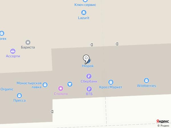 Сура-Экспресс на карте Пензы