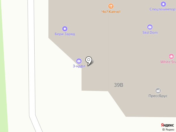 Victoria на карте Пензы