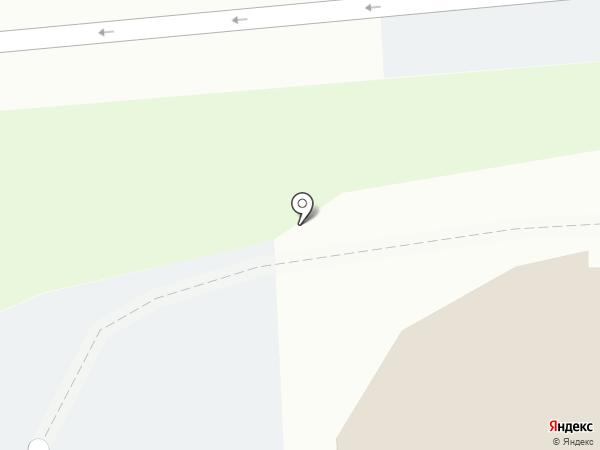 Сервис-центр Куйбышевского железнодорожного агентства на карте Пензы