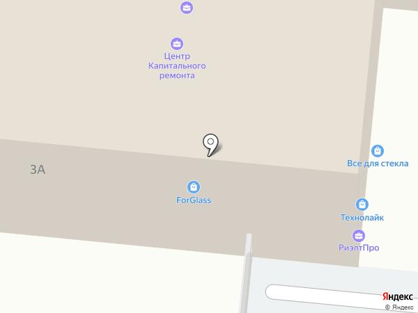 Пенза-iPhone на карте Пензы