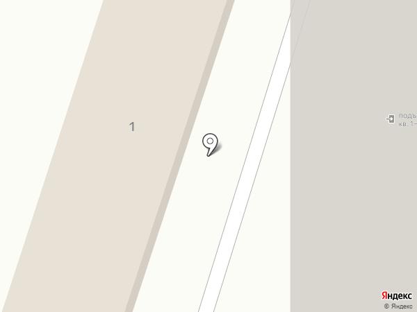 Варница на карте Пензы