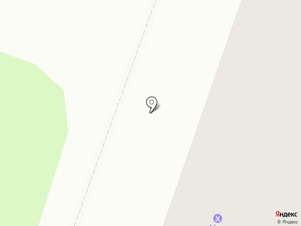 Айрис на карте Пензы