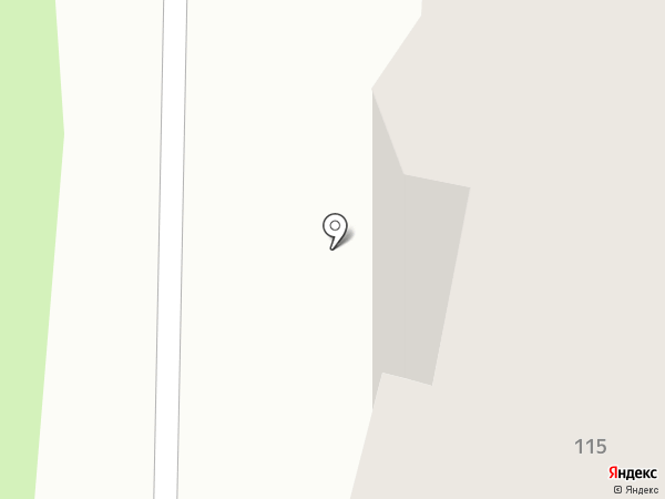 День и Ночь на карте Пензы