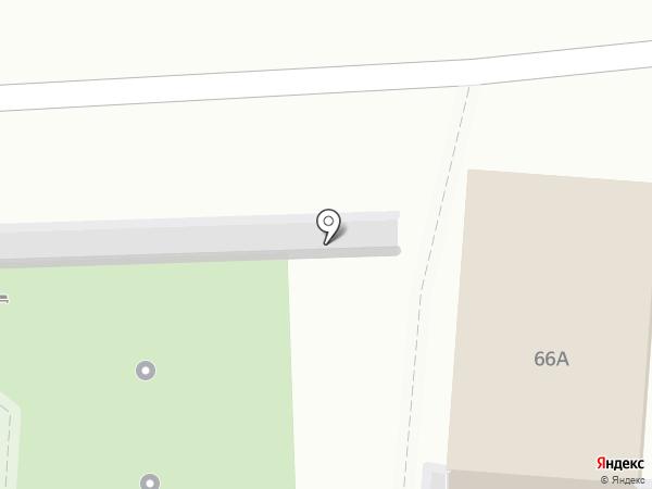Теремок на карте Пензы