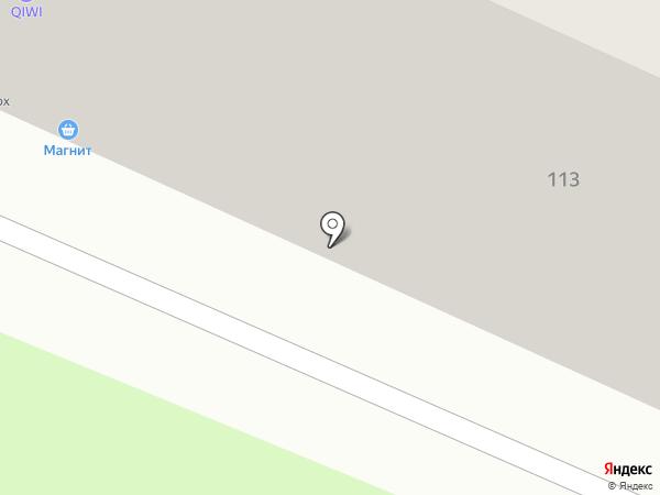 Многопрофильный магазин на карте Пензы