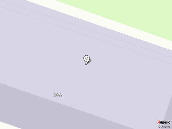 Жилье-15 по обслуживанию жилого фонда на карте Пензы