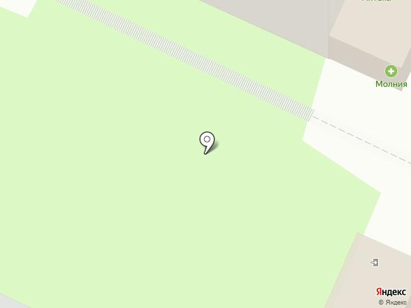 Ветерок на карте Пензы