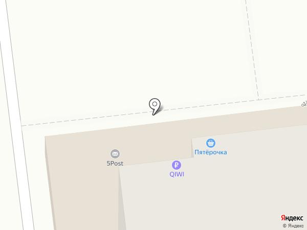 Магазин автозапчастей ГАЗ на карте Пензы