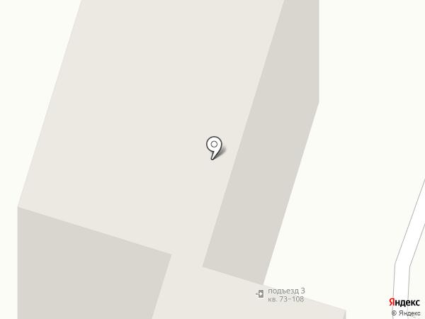 Континент на карте Пензы