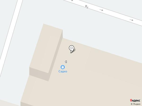 Садко на карте Пензы