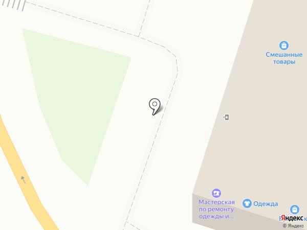 Торгово-производственная компания на карте Пензы
