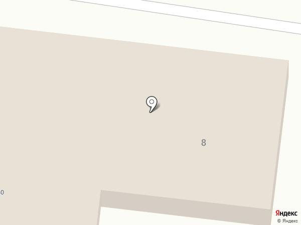 Почтовое отделение №40 на карте Пензы