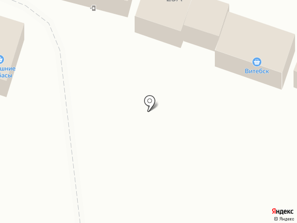 Грань на карте Пензы