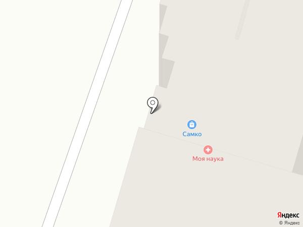 Самко на карте Пензы