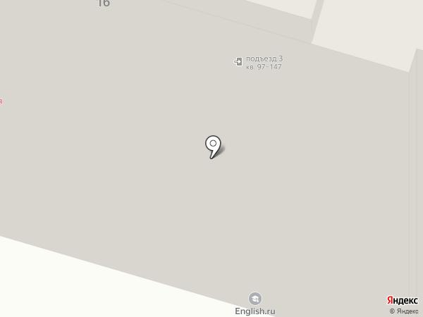 Ирис на карте Пензы