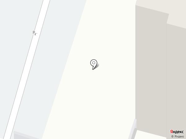 Пензастрой на карте Пензы