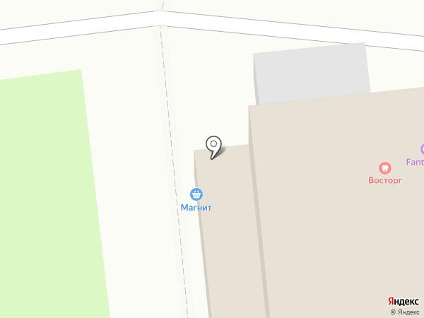 Квест-код на карте Пензы
