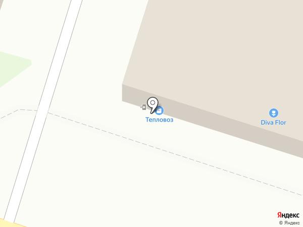 Stok обои на карте Пензы