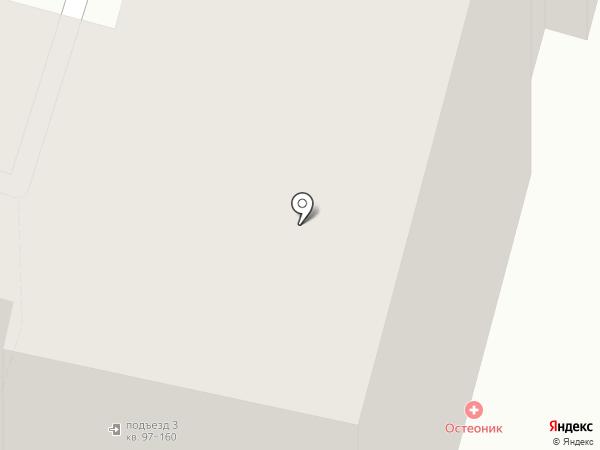 Миледи на карте Пензы