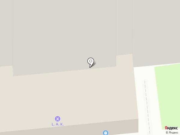 Чебурашка на карте Пензы