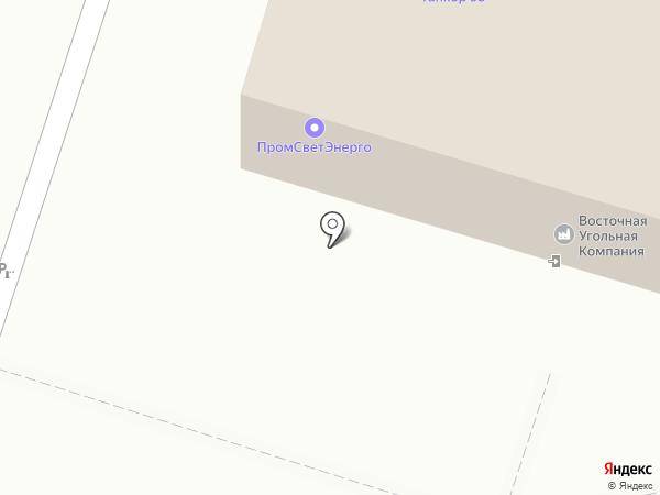 Юникс на карте Пензы