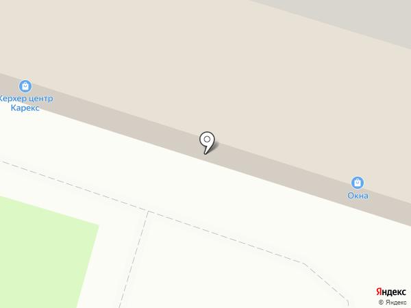 ГородОК на карте Пензы