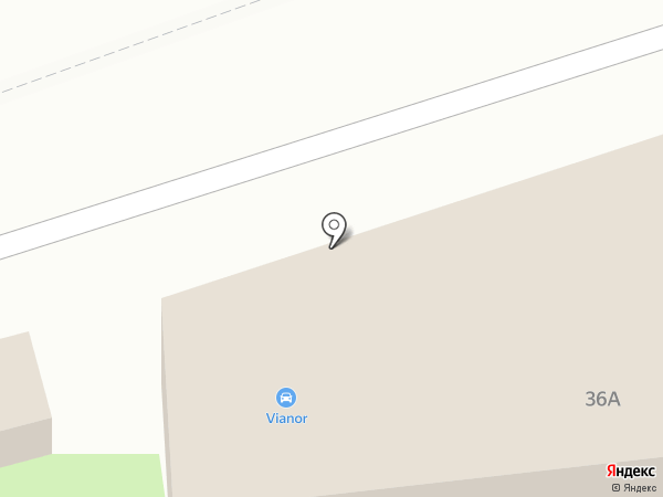 АвтоMIX на карте Пензы