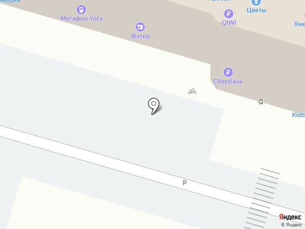 Tele2 на карте Пензы