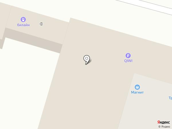 Диапазон на карте Пензы