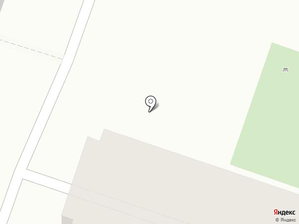 Нафаня на карте Пензы