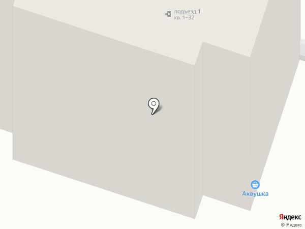 Царский на карте Пензы