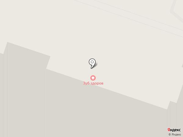 Персона на карте Пензы