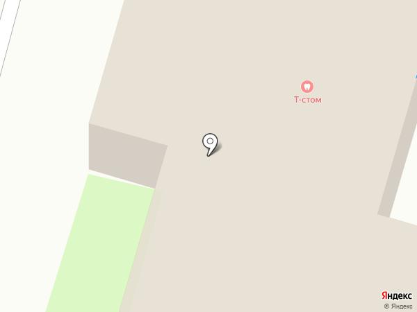 Барс на карте Пензы
