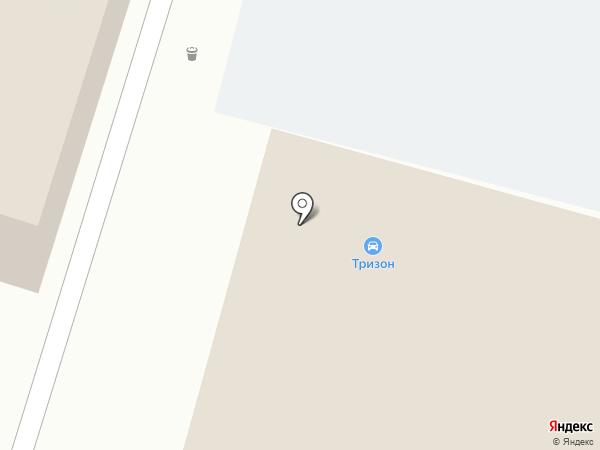 Сеть магазинов автозапчастей на карте Пензы