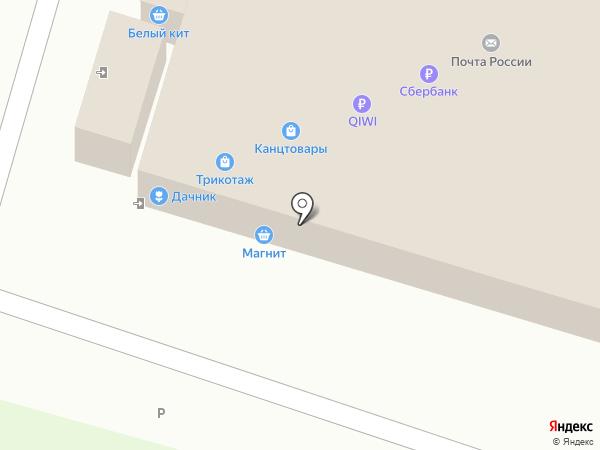 Адвокатский кабинет Пугачёва А.А. на карте Пензы