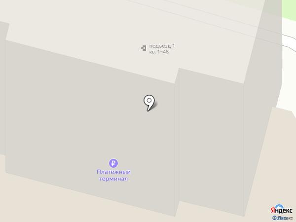 Трактир на карте Пензы