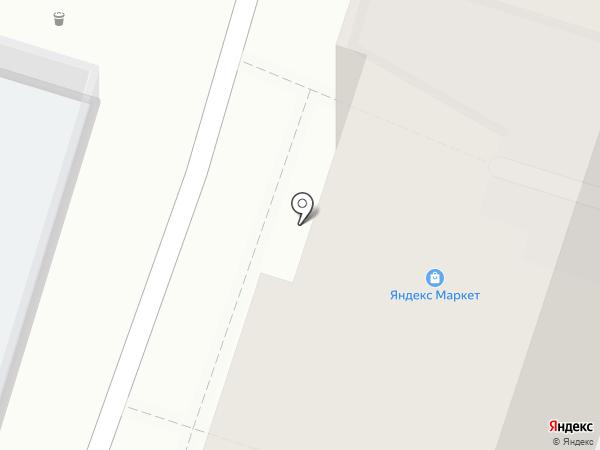 Бакалейная лавка на карте Пензы