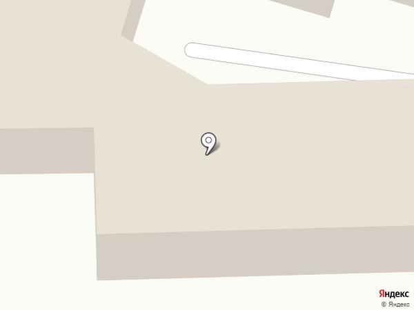 Осьминог на карте Пензы