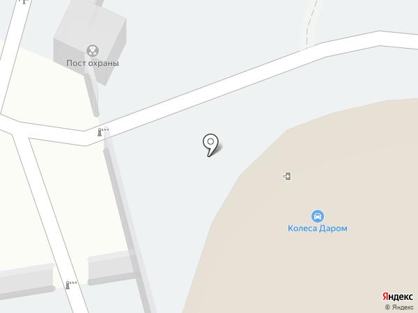 Независимый эксперт на карте Пензы