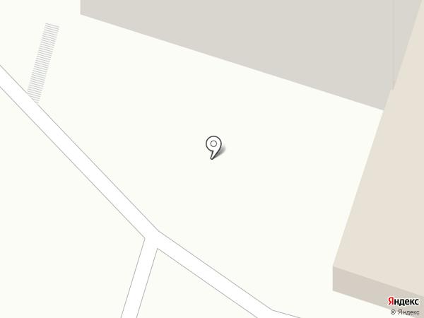 Самобранка на карте Пензы